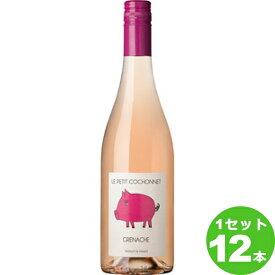 ジネステ・プティ・コショネ・ロゼ・グルナッシュLE PETIT COCHONNET ROSE GRENACHE定番750ml×12本 ワイン【送料無料※一部地域は除く】