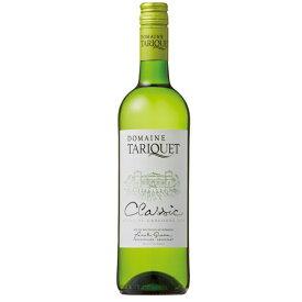 ドメーヌ タリケ タリケクラシックTariqueC La ssic 白ワイン フランス フランスその他 750ml ×1本 ワイン