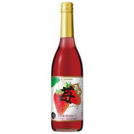 苺のワインスパークリング スパークリングワイン 600 ×1本 ワイン