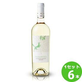 テレ・ディ・サーヴァプリマヴォーチェビアンコ・サレントPrimavoceBiancoSalento定番 750 ml ×6本 イタリア  サッポロビール ワイン【送料無料※一部地域は除く】【取り寄せ品 メーカー在庫次第となります】
