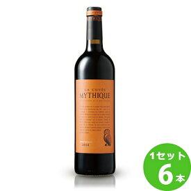 ヴィナデイスラ キュベ ミティーク La Cuv´eeMythique 赤ワイン フランス ラングドック 750ml ×6本(個) ワイン【送料無料※一部地域は除く】