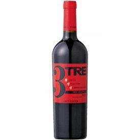 TREgrappoliRossoContiZeccaトレ・グラッポリコンティ・ゼッカ750ml×1本 ワイン【メーカー取寄せ品】