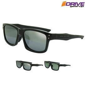 ボリューム感のあるスポーツカジュアルサングラス 高性能 偏光サングラス メンズ スクエア アジアンフィット アイゾーン ブランド iDriveID-P496