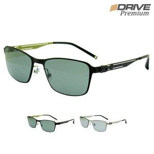 水に強い 錆びにくい メタルサングラス 偏光サングラス UV 紫外線カット メタルサングラス スクエア 小振り アイゾーン ブランド Premium-P140