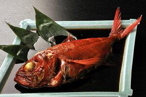金目鯛姿煮 中 伊豆近海産 水揚げ時 約600g 体長約30cm 調理済み 温めるだけ