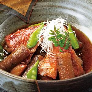 金目鯛ごぼう煮 200g 金目鯛 惣菜 調理済み 温めるだけ
