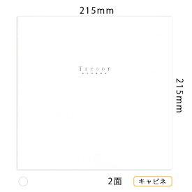 写真台紙 色+写真サイズが選べる中枠付 - 2L・L判 トレジャー 2面見開き キャビネサイズ イズミダイシ