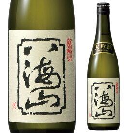 日本酒 八海山 大吟醸 720ml 新潟県 八海醸造 山田錦 4合瓶 長S