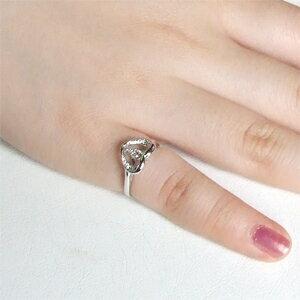 【新着】K18WGダイヤピンキーリング