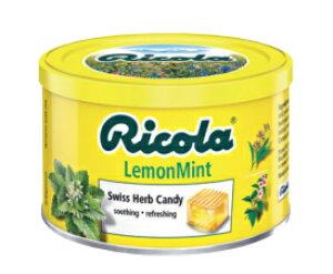 リコラ レモンミントハーブキャンディー(100g)
