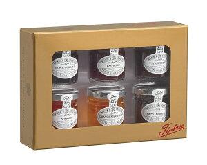 食品 チップトリーゴールドギフトボックス130年以上の伝統レシピから作られる英国王室御用達ジャムメーカー、チップトリー。人気の6種類のジャム・マーマレードのミニ瓶を詰め合わせた