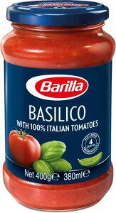 バリラ バジルのトマトソースパルミジャーノ・レッジャーノをふりかけると、コクが増し、味に深みが出ます。バリラのパスタソースはパスタ料理以外にもステーキや、魚のグリル、ピッツ