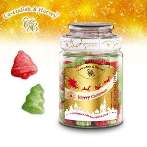 カベンディッシュ クリスマス・キャンディージャー ビッグボトル966gドイツ生まれのプレミアムキャンディメーカー、カベンディッシュ。 クリスマスらしい、シナモンアップル、シナモ