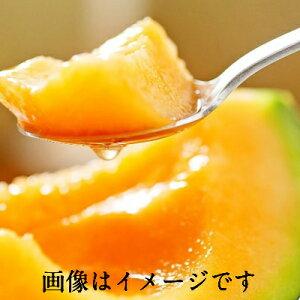 【箱売】山形県産他 赤肉 メロン 2L 5玉 1箱 上越フルーツ