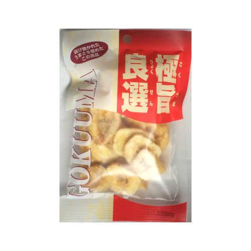 【税込 バラ売り】フィリピン産 バナナチップ 60g 1袋上越フルーツ