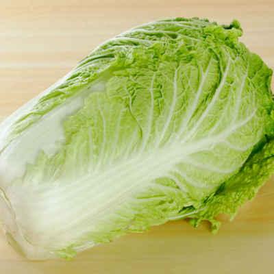 【税込 バラ売り】茨城県産他 白菜 1玉(はくさい ハクサイ 鍋 鍋食材)上越フルーツ