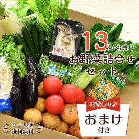 【送料無料 おまけ付】 13品以上 野菜 詰め合わせ セット | 野菜詰合せ 詰め合わせ 野菜セット 新潟 旬 上越フルーツ