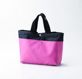 8d75934da500 【送料無料 メール便】バッグインバッグ(ピンク)