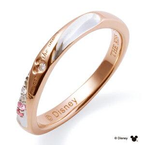 【ディズニーコレクション】隠れミッキーTHEKISSメッセージシルバーペアリング記念日【ペア販売】SV925製-Youaretheone-世界で一番好きふたりのための指輪、重ねるとハートに【楽ギフ_包装】★幸せの絆★SR1857RB-SR1858RBset