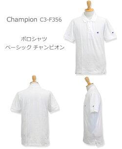 Champion,チャンピオン,ポロシャツ,半袖,C3-F356