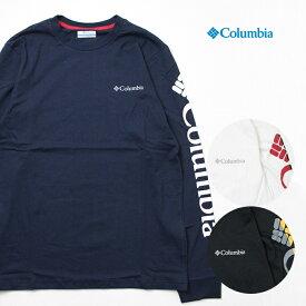 Columbia/コロンビア <メンズ> Columbia Lodge Ls Graphic Tee/コロンビアロッジLSグラフィックTシャツ 長袖Tシャツ EE0076