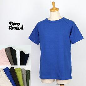 Dana Faneuil/ダナファヌル <レディース> ムラ糸天竺 半袖カットソーTシャツ D-5616205