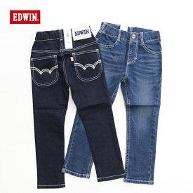 EDWIN/エドウィン <キッズ> レギュラーストレートパンツ ETB03