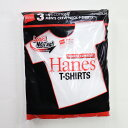 HANES/ヘインズ 3P アカラベル クルーネックTシャツ/赤パック ヘインズ HM2135G