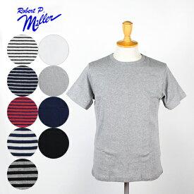 Miller/ミラー <メンズ> パネルリブ半袖Tシャツ 109C