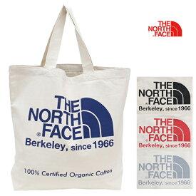 THE NORTH FACE/ザ・ノースフェイス TNF Organic Cotton Tote/TNFオーガニックコットントート NM81908/NM81971