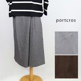 portcros/ポートクロス <レディース> ダブルクロスドビーパンツ I-8494