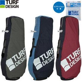 ♪【21年モデル】ターフデザイン メンズ トラベルカバー TDTC-2072 (Men's) TURF DESIGN