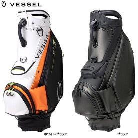♪【先行予約】【20年モデル】ベゼル メンズ プライム キャディバッグ 1071119 (Men's) VESSEL PRIME