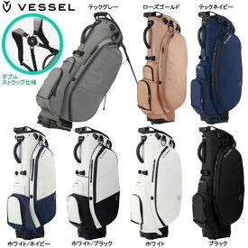 ♪【20年モデル】ベゼル ダブルストラップ メンズ プレイヤー 2.0 スタンド キャディバッグ 8530119 (Men's) VESSEL Player 2.0 Stand Double Strap