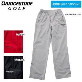 6bc2c0ffcc0481 【19年継続モデル】ブリヂストンゴルフ メンズ レインパンツ 85G42 (Men's) BRIDGESTONE