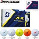 【18年モデル】ブリヂストンゴルフ ゴルフボール JGR 1ダース(12球) TOUR B (ツアービー) BRIDGESTONE GOLF