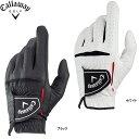 【20年継続モデル】キャロウェイ メンズ ウォーバード グローブ 19 JM (Men's) Callaway Warbird Glove 19 JM