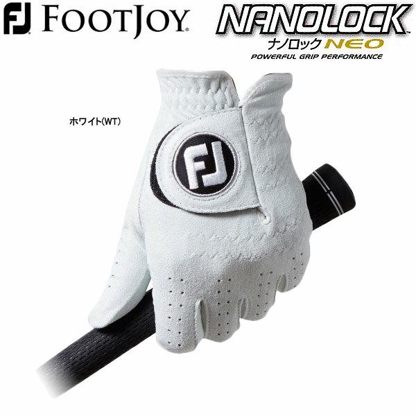 【先行予約】【18年モデル】フットジョイ メンズ グローブ ナノロック ネオ FGNN NANOLOCK NEO (Men's) FOOTJOY