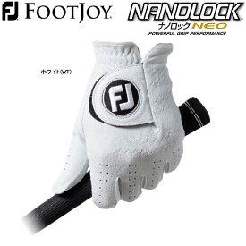 【先行予約】【大特価】【20年継続モデル】フットジョイ メンズ グローブ ナノロック ネオ FGNN NANOLOCK NEO (Men's) FOOTJOY