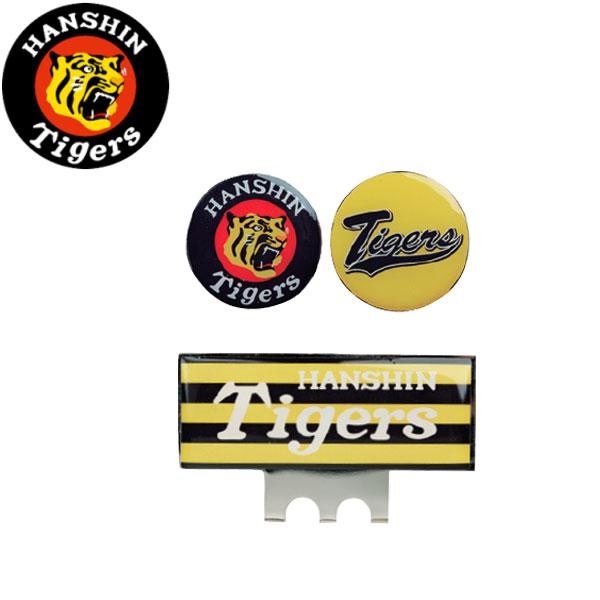 【17年モデル】レザックス 阪神タイガース メンズ クリップマーカー HTAC-7518 (Men's) Tigers LEZAX