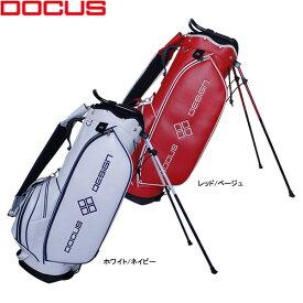 【20年モデル】ドゥーカス スタイリッシュスタンドバック キャディバッグ (Men's) DOCUS Caddy Bag DCC751