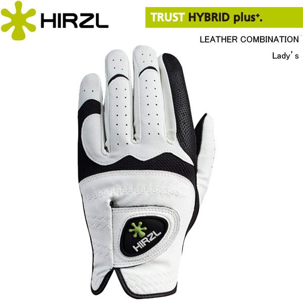 【レディース】【雨でもすべらない】 ハーツェル トラストハイブリッドプラス グローブ (左手用) 18〜21cm (Lady's) HIRZL TRUST HYBRID plus GLOVE
