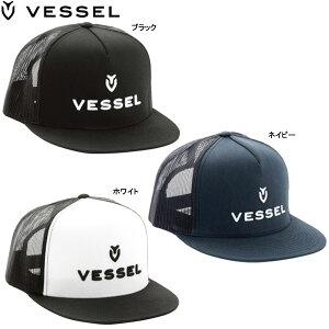 【20年継続モデル】ベゼル メンズ/レディース ハット クラシックトラッカー VH1973 (UNISEX) Hats Classic Trucker VESSEL