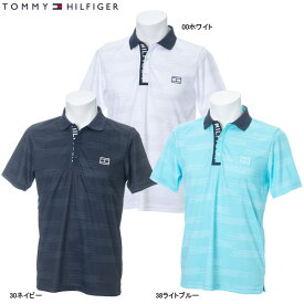 【2019 S/S】トミーヒルフィガー ゴルフ メンズ S/S ポロシャツ THMA921 (Men's) S/S POLO SHIRT TOMMY HILFIGER GOLF
