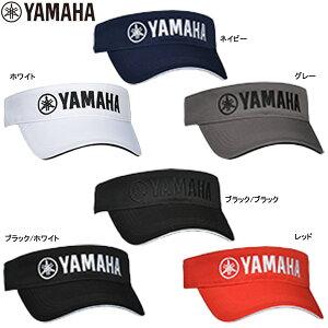 【20年モデル】ヤマハゴルフ メンズ/レディース サンバイザー Y20VS (UNISEX) YAMAHA GOLF