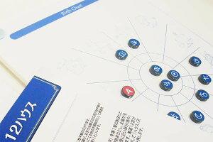 《直接質問表付き》暁先生の70分でホロスコープが描ける西洋占星学セット