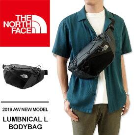 クーポンで10%OFF!ノースフェイス ウエストポーチ バッグ THE NORTH FACE LUMBNICAL L ラムニカル ボディバッグ ウエストバッグ ショルダーバッグ 大容量 大きめ 斜めがけ メンズ レディース T93S7Y 本国 正規品