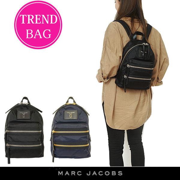 マークジェイコブス リュック レディース MARC JACOBS M0012702 Nylon Biker Mini Backpack ミニ リュックサック 【海外 正規品】