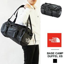 ノースフェイス リュック ダッフルバッグ THE NORTH FACE BASE CAMP DUFFEL XS ボストンバッグ バックパック 2Way ベースキャンプ ダッフル 31L NF0A3ETN JK3 TNF BLACK 本国 正規品