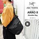 ARC'TERYX アークテリクス ショルダーバッグ ARRO 8 アロー 8 メンズ レディース 斜めがけ Arro8 Shoulder Bag 24019 本国 正規品